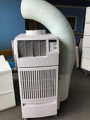 Movincool Office Pro 24 Commercial 24K BTU Portable Air Conditioner 2.9kW 13.2A