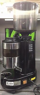 Gino Rossi Rosito Bisani Coffee Bean Grinder Rr45 Commercial Espresso Automatic