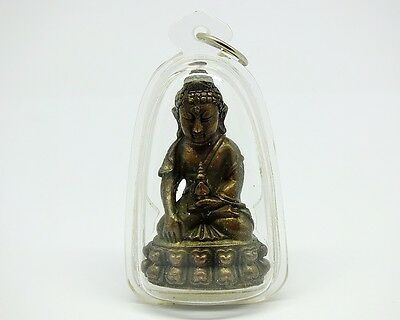 Thailand Amulet Phra Kring Pavares Wat Suthad 2536BE Antiques Buddha Sacred Old