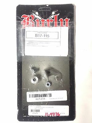 Easy Pull Clutch Kit - Reduces effort 40% Burly Brand B17-115