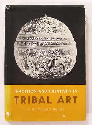 AFRICAN OCEANIC PRE-COLUMBIAN 1969 Lectures UCLA Tradition Creativity TRIBAL ART
