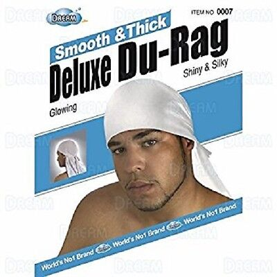 Dream Deluxe Du-rag Smooth & Thick #DRE007 Assorted by Dream