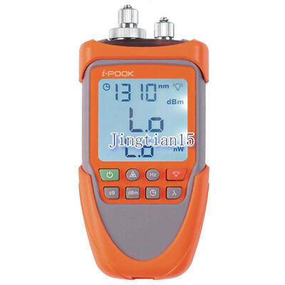 2 in 1 Handle Optical Power Meter -70~+6 dBm 10mW Visual Fault Locator