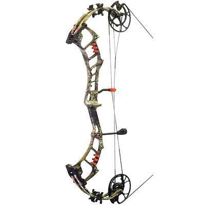 PSE Archery Bow Madness Epix 2017 Compound Bow - Bowhunting & 3D Target Shooting