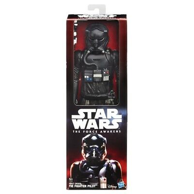 Hasbro Star Wars Ultimate FigurTie Fighter Pilot | Spielfigur | Actionfigur 30cm
