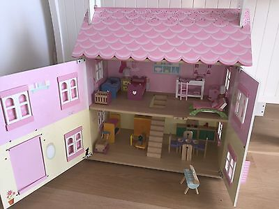 Le Toy Van Wooden Doll House
