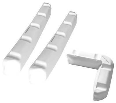 Sidewind Dock Edge Fender Set