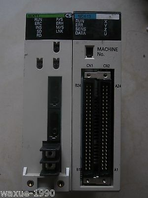 1pcs  Used OMRON  PLC CS1W-SLK11 tested