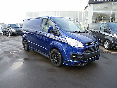 Ford Transit Custom M-Sport 2.0TDCi 170PS Euro 6 Panel Van 290 L1 H1