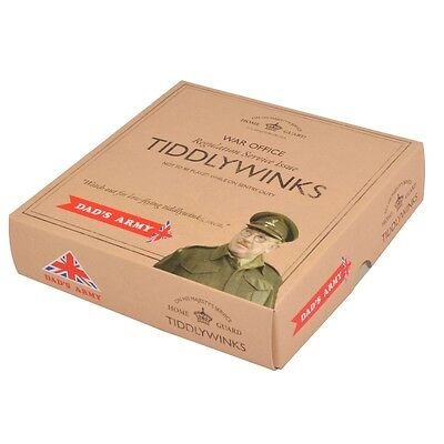 Dad's Army Tiddlywinks Game Dads Gift