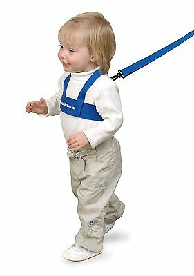 Mommy Helper Kid Keeper Safety Travel Harness Leash Tether Child Toddler Public?