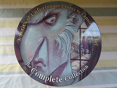 Lemony Snicket Audio Book Set 13 Books On 53 Cds Series Of Unfortunate Events