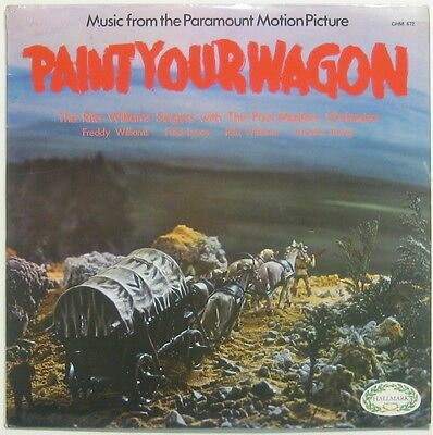 Paint Your Wagon the Rita Williams Singers with the Paul Master