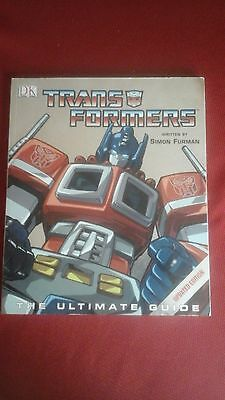 Dk Transformers The Ultimate Guide Updated Edition Paper Back Very Rare!