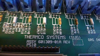 Thermco Systems 601309-01 GAS Interface Board
