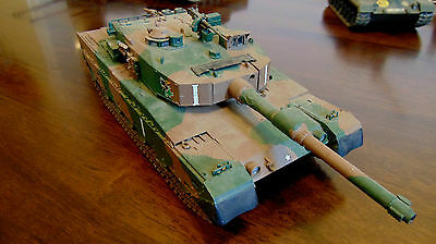 Nicely BUILT - Jananese Army Leopard Type 90 Main Battle Tank Model 1/35th scale