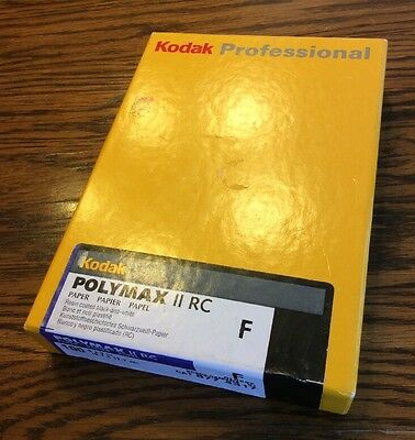 Kodak Professional Polymax II RC 5x7 inches Black and White - 100 - Glossy