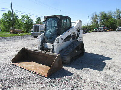 2011 Bobcat T650 Skid Steer Loader w/ Cab. All The Options. Coming in Soon!