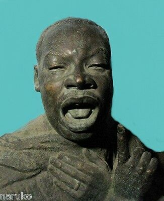Martin Luther King Bronze Only 1 Known To Exsit  By A A Giacomantonio