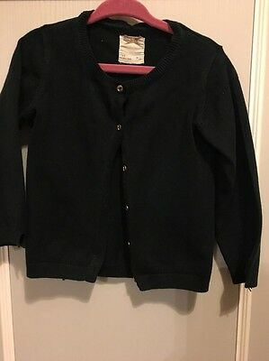 Girls Zara Cardigan Age 2-3 Years