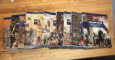 A history of us By joy hakim 11 Book Set