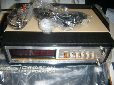 Vintage Dynascan B&K Precision Frequency Counter Model 1850
