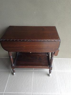 Antique Tea Trolley/table