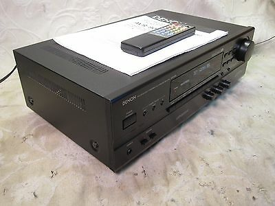 Denon Avr-900 Audiophile Stereo & Theater 5.1 Receiver Near Mint Serviced