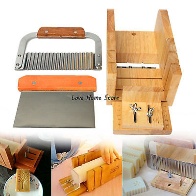 Soap Mold Loaf Cutter Adjustable Wood & Beveler Planer Dish Box Cutting Tool Set