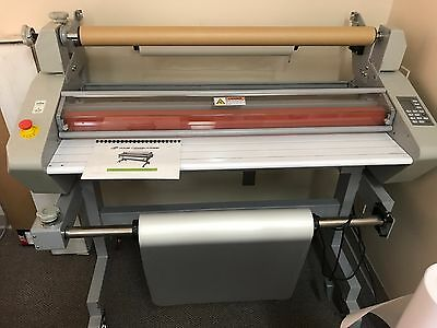 "Excelam 1100SWING 45"" Hot and Cold Laminator"