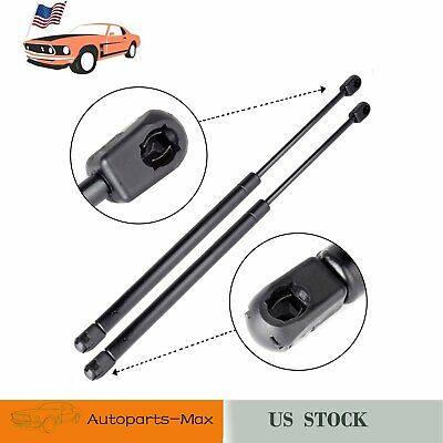2 Pcs Truck Rear Window Glass Lift Supports Shock Struts Fits 02-07 Jeep Liberty