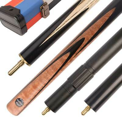 Excellent Handmade 3/4 Piece Snooker Cue Kit (TSC7)