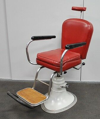 Fantastic Antique * Vintage Retro Barbers Chairs * Tattoo Chair