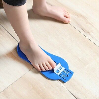 Shoe Foot Measuring Device Shoes Gauge Tool Measure Ruler LSRG