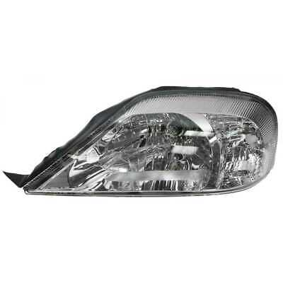 New Left Drivers Side Headlight Assembly for a 2000-2005 Mercury Sable