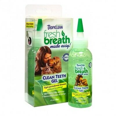 Tropiclean - Clean Teeth GelTropiclean