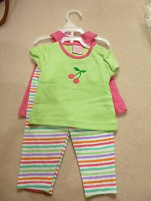 Baby girls 3 piece outfit *BNWT* Age 3-6 months