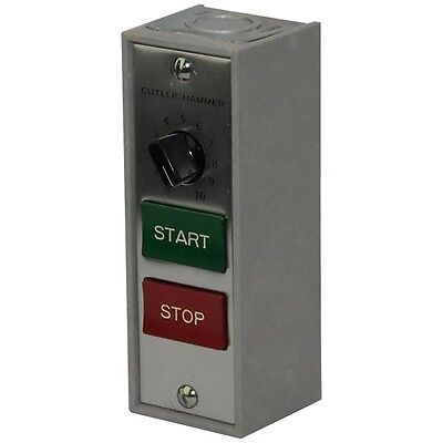 10250H5350 Cutler Hammer Std Duty Button Station--Ses