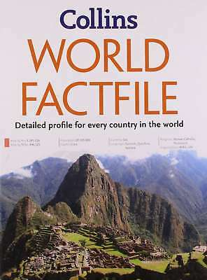 Collins World Factfile, , New Book