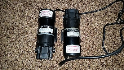 FloJet Water Pumps 120v