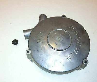 Jlo Rockwell L 230 And L 227 Recoil Housing W/ Grommet Pn 197-41-007-21 Nos Part