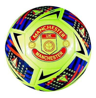 Manchester United football Special edition FIFA Specified Match Ball Size 5,4,3