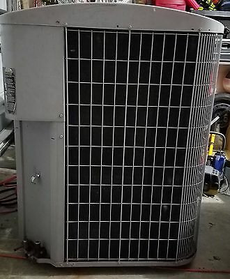 Carrier 24Abr360A0035010 5 Ton Air Conditioner Condenser Condensing Unit