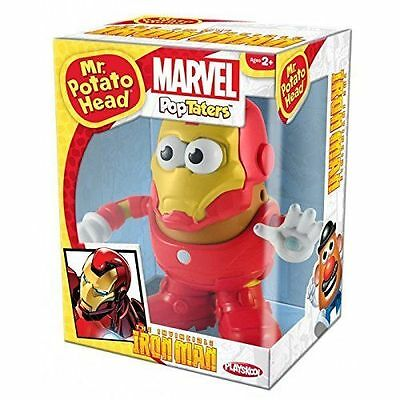 Mr. Potato Head Iron Man PopTaters Figure Marvel