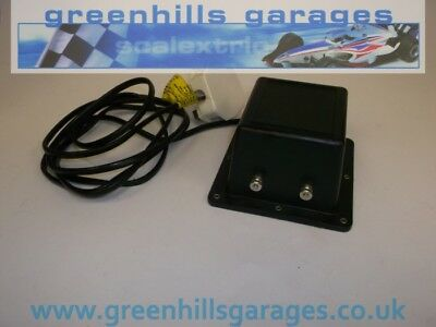 Greenhills Scalextric Transformer Power Pack (Black Square Type) 13.5v C922 Used