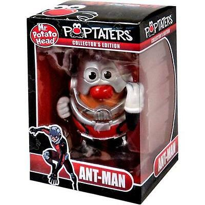 Mr. Potato Head Ant-Man PopTaters Collector's Edition Figure Marvel