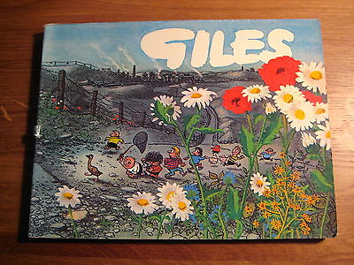 GILES CARTOONS 25TH SERIES (1970 - 1971) introduction by The Two Ronnies