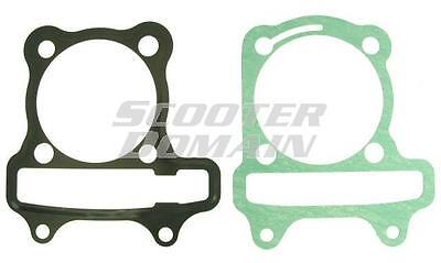 Gasket Set -63mm Cylinder Head for GY6 150cc Scooters