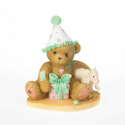 Cherished Teddies Through The Years 'Eighth Birthdays are...' Age 8 4020579