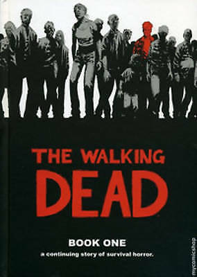 The Walking Dead Book 1 Hardcover New Sealed